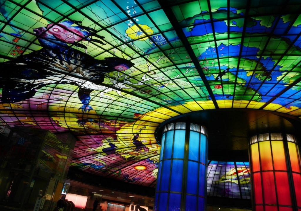 美麗島駅の写真