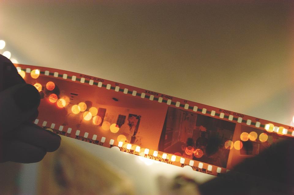フィルムの写真