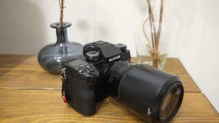 X-H1とXF55-200mm